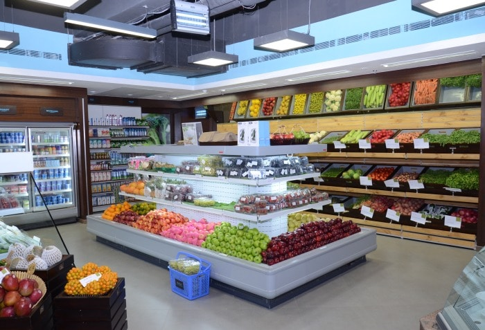 Foodhall: A premium food store opens in New Delhi