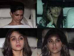 Photo : 2 States, many stars: Deepika, Sonam, Alia, Parineeti