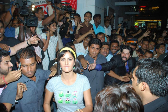 I am more nervous than Ranbir: Katrina
