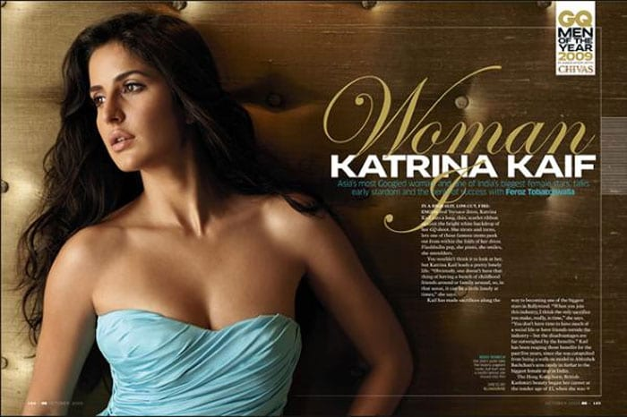 Katrina's cover act
