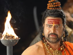 Photo : Mohan Babu in  Aadi Shankaracharya