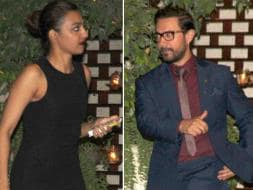 Photo : At Ambanis' Party With Aamir Khan And Radhika Apte