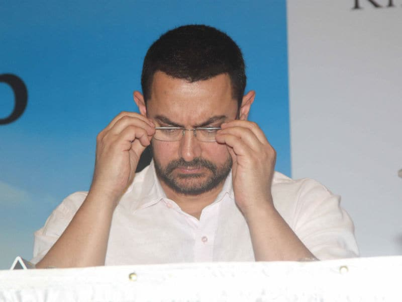 Why So Serious, Aamir?