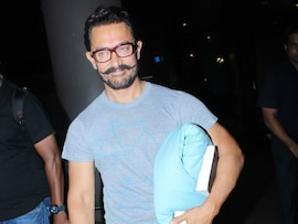 Aamir Khan Is A Happy Traveller