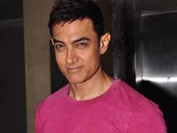 Photo : Is this Aamir's Dhoom: 3 look?
