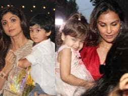 Photo : Aaradhya's Birthday Party: Shilpa, Hrithik, Lara and Their Little Ones