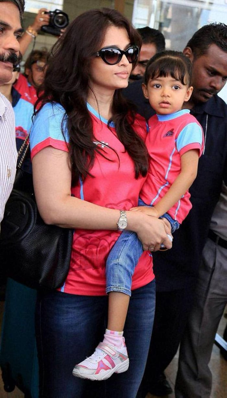 Little Birthday Girl: Aaradhya Bachchan Turns Three