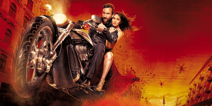 New Posters from Agent Vinod