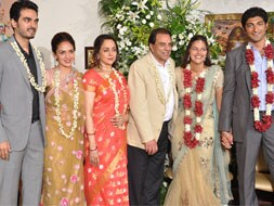 Photo : Ahana Deol's engagement album