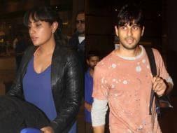 Photo : Jet, Set, Go: Richa, Sidharth, John At the Airport