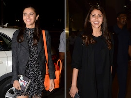 Alia Bhatt And Anushka Sharma's Love For Black