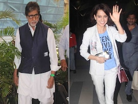 Airport Traffic: Big B and a <I>Queen</I>