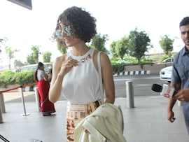 Flying in Style: Kangana, Huma, Esha