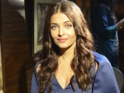 Photo : Aishwarya Rai Bachchan's Different Moods Captured In Four Frames