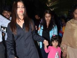 Photo : Aishwarya, Aaradhya and The Frequent Flyers Club