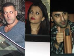 Photo : One Night in Mumbai: Aishwarya, Salman, Ranbir