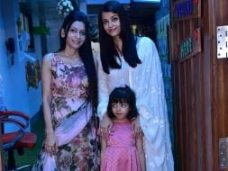 Photo : Ash, Aaradhya's Playschool Diaries