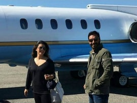 Inside Kajol And Ajay Devgn's US Diaries