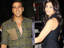 Photo : What exes Shilpa, Akshay did one day