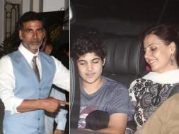 Photo : Gabbar's Day Out With Son Aarav and Sister Alka