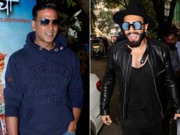 Photo : Akshay Kumar And Ranveer Singh Tell Us How To Pull Off Casuals In Style