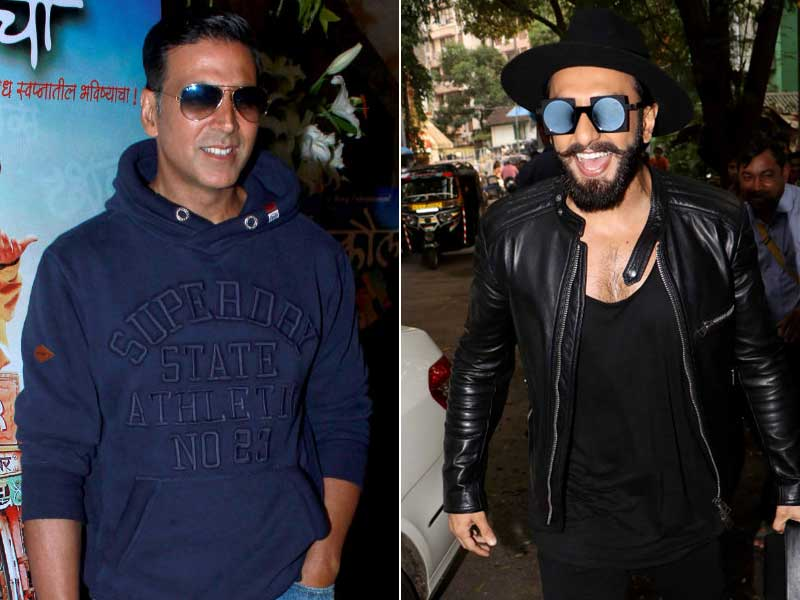 Akshay Kumar And Ranveer Singh Tell Us How To Pull Off Casuals In Style