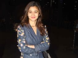 Photo : Ikk Kudi, Alia Bhatt's Airport Mojo