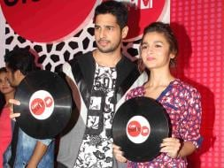 Photo : Alia Bhatt's Musical Outing with Sidharth Malhotra