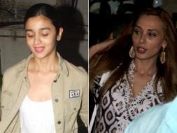 Photo : Alia Bhatt, Iulia Vantur's Sunday Was a Fun Day