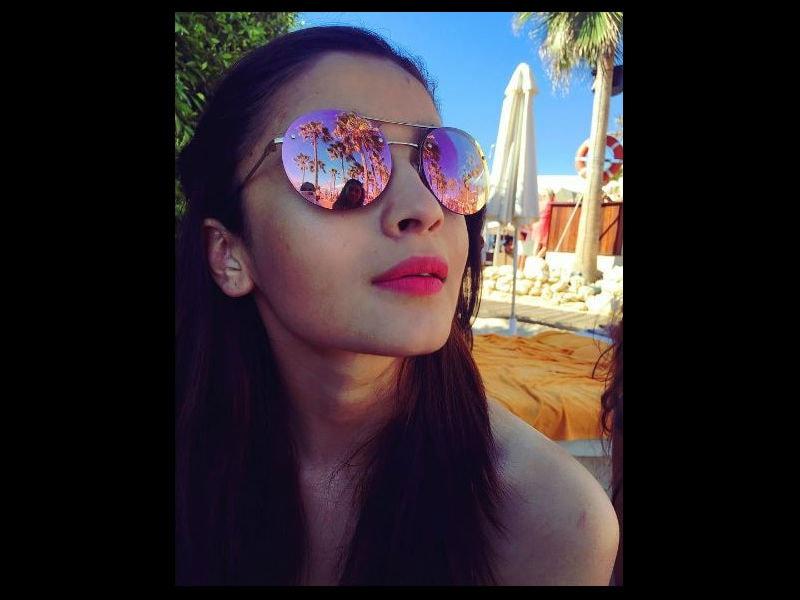 Alia Bhatt's Weekend Trip Was In Spain. Jealous?