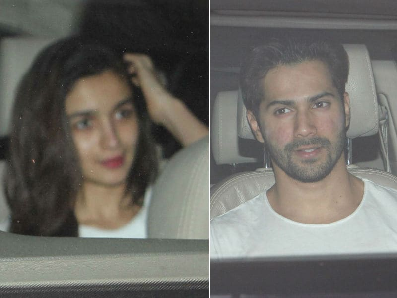 Alia Bhatt, Varun Dhawan Are Karan Johar's Late Night Guests