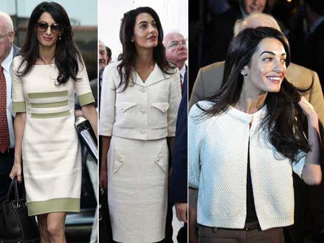 Amal Clooney, Making Everyone Lose Their Marbles