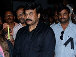 Photo : Chiranjeevi pays tribute to India's daughter 'Amanat'