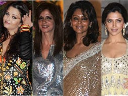 Photo : Ambani party: Ash, Sussanne, Gauri, Deepika