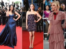 Photo : Cannes Fashion: Mallika, Marion, Sienna Steal the Show