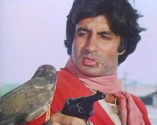 I'm in pain, says Amitabh