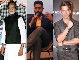 <I>TE3N Ki Kahaani</i>: What Big B, Abhishek And Hrithik Did on Friday