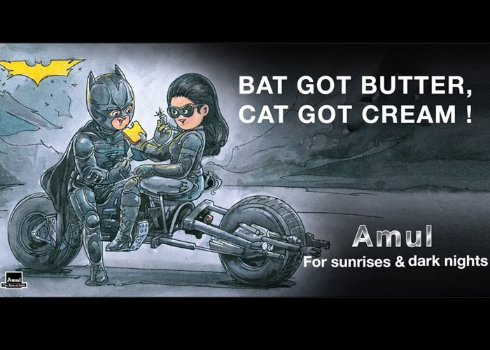 An utterly-butterly <i>Dark Knight Rises</i>