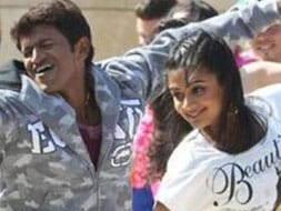 Photo : Puneeth and Priyamani in Anna Bond