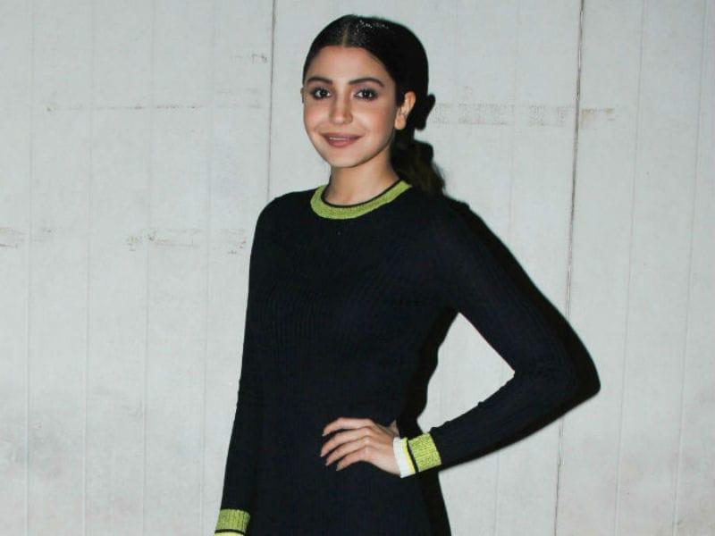 Anushka 'Shashi' Sharma Has No Time To Relax