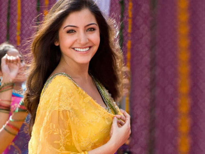 Nothing is Mushkil For Anushka Sharma@28