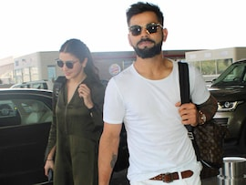Anushka Sharma And Virat Kohli: Destination Goa