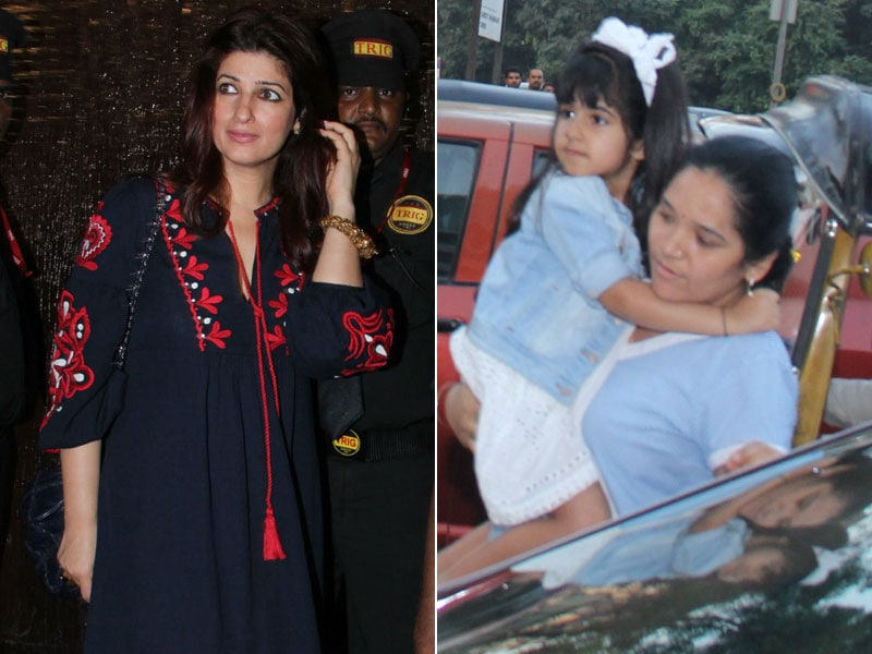 Aaradhya's Birthday: Twinkle Khanna's Daughter Nitara Leads Chillar Party
