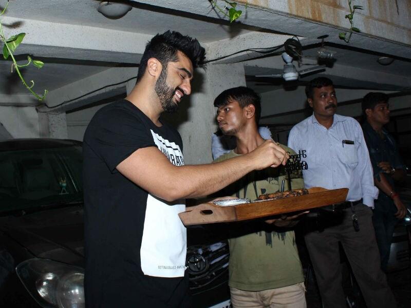 How Arjun Kapoor Celebrated His Birthday