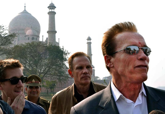 Top 10 Arnold Schwarzenegger quotes to NDTV