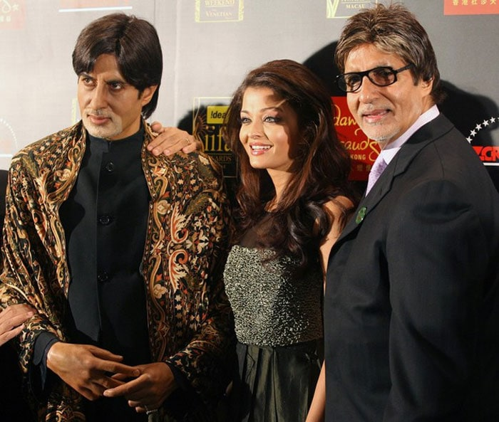 Big B in trouble over Ash's college