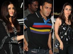 Photo : Salman, Ash, Karisma ring in a Merry Christmas