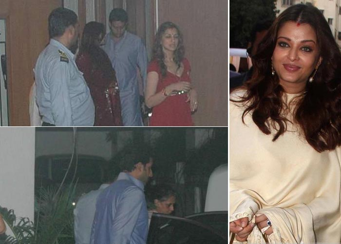 Aishwarya's very special Karwa Chauth