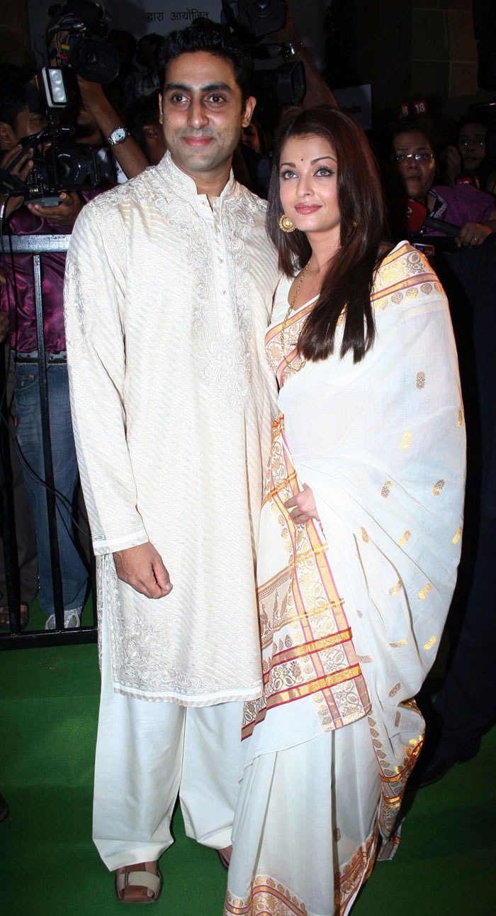 Is Aishwarya pregnant?