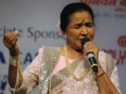 Photo : Asha Bhosle@82: A Song on Her Lips, a Song in Her Heart
